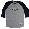 2009 Team Vibes Blue Baseball Jersey