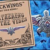 Rock Wings Pin
