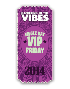 GOTV2014-TicketFan- Friday VIP Ticket