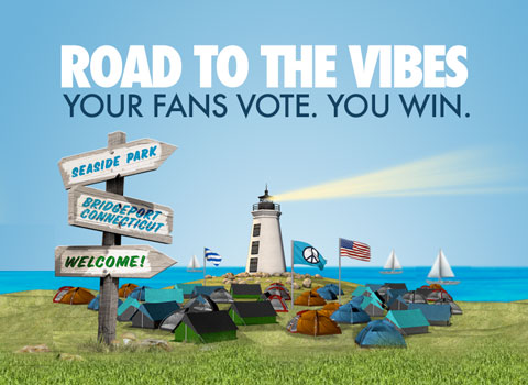 Contest Gives 175k+ Facebook Fans Power to Choose Their Favorite Unsigned Band to Perform