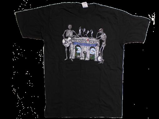2010 Arches Black T-Shirt