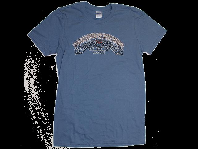 2011 VIP Blue T-Shirt