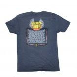 2014 Flaming Sun T-Shirt back