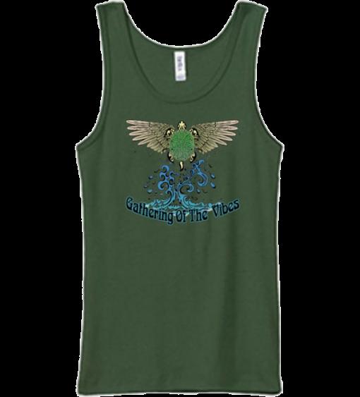 Women's Phoenix Green Tank
