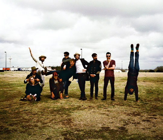 Edward Sharpe and the Magnetic Zeros