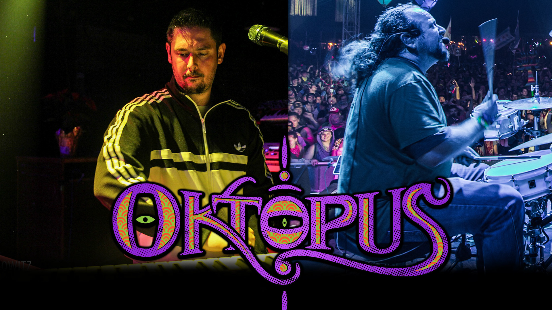 Oktopus at Gathering of the Vibes Music Festival