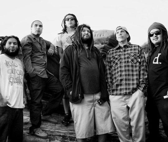 Tribal seeds soundwaves