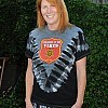 2012 Shield Black Tie Dye T-Shirt