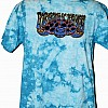 2010 Wood Turtle Light Blue Tie Dye T-Shirt