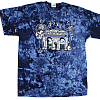 2010 Arches Blue Tie Dye T-Shirt