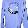 2011 Women's Heron Purple Long Sleeve