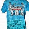 2011 Arches Light Blue Tie Dye T-Shirt