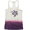2014 Ombre Purple Turtle Women's Tank