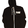 2015 Men's Black Wave Hoodie