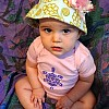 Baby Turtle Pink Onesie