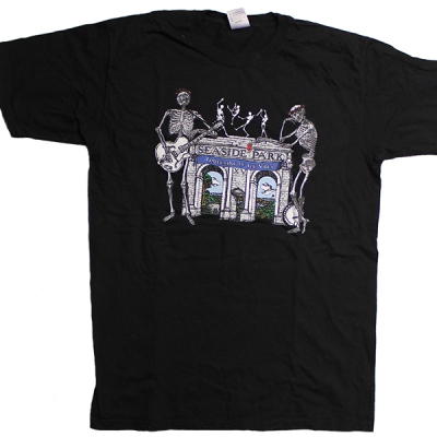 2010 Arches Black T-Shirt