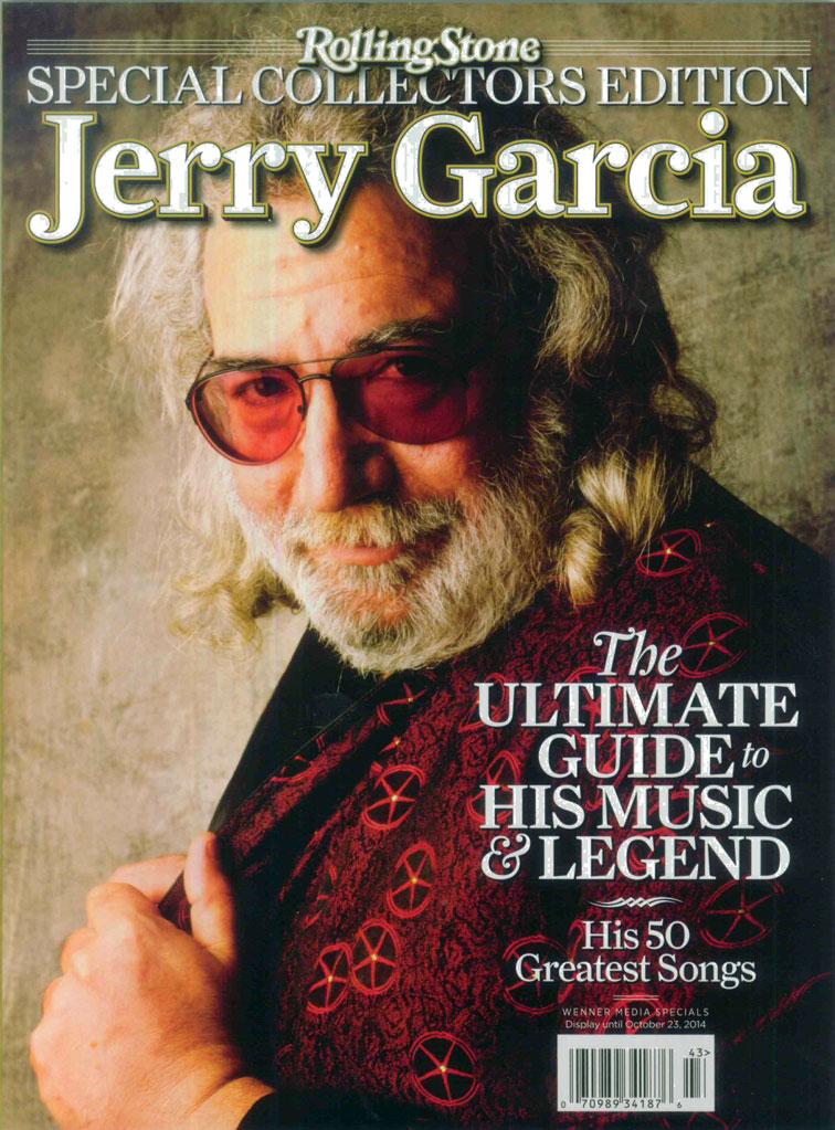jerry garcia essay