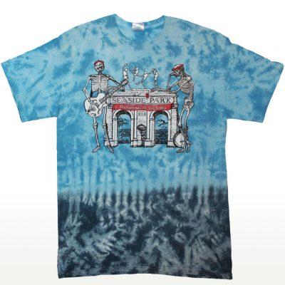 2014 Arches Tie-Dye T-Shirt Front