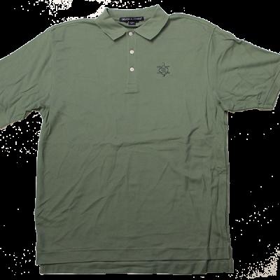 Green Polo Short Sleeve