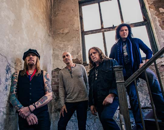 Govt Mule Gathering Of The Vibes Music Festival