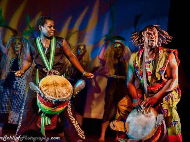 Jeh Kulu Dance & Drum Theater