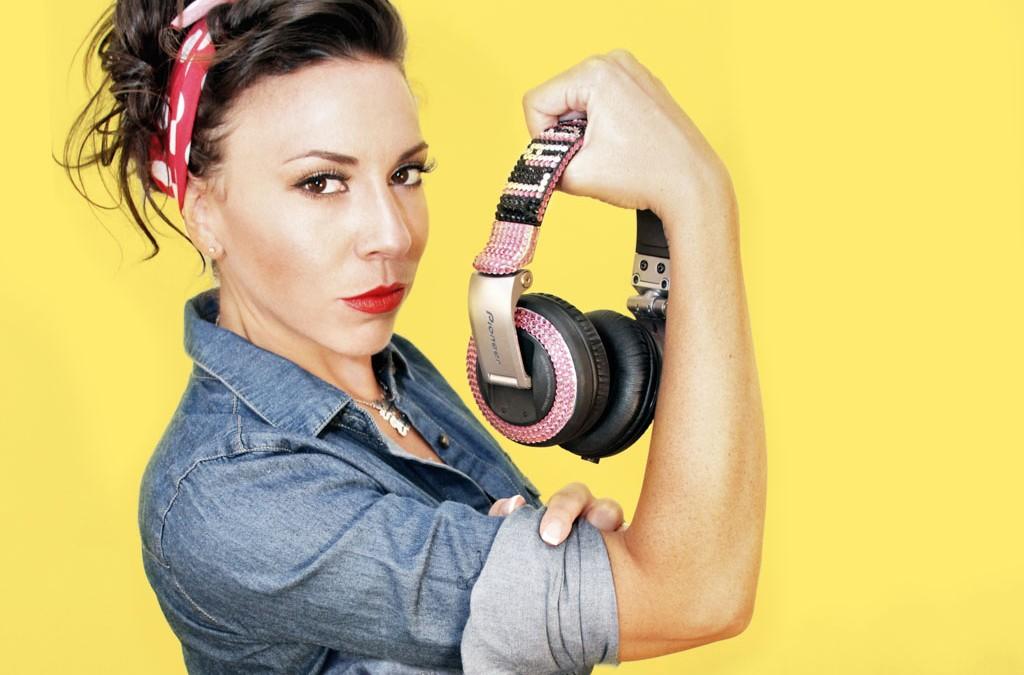 DJ Lady Verse